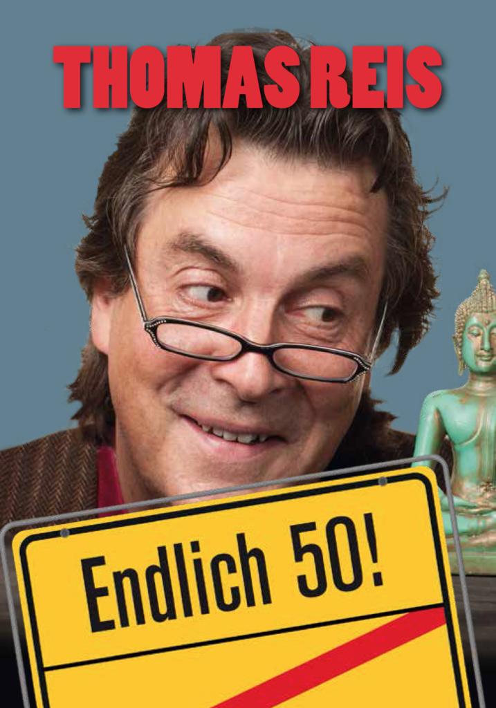 Thomas Reis �Endlich 50� bestellen